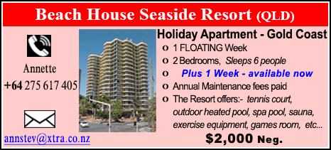 Beach House Seaside Resort - $2000