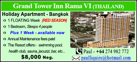 Grand Tower Inn Rama VI - $8000