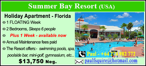 Summer Bay Resort - $13750