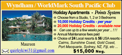 Wyndham Vacation Resorts - $15000