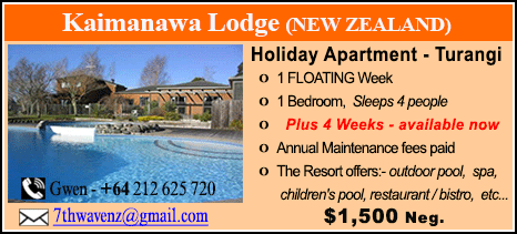 Kaimanawa Lodge - $1500