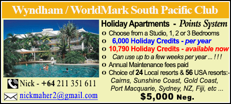 Wyndham Vacation Resorts - $5000