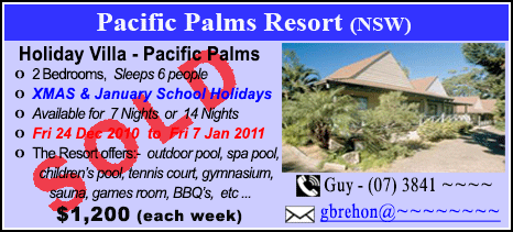 Pacific Palms Resort - $1,200 - SOLD