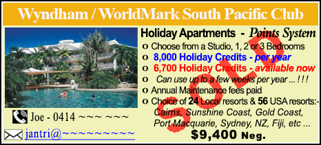 Wyndham Vacation Resorts - $9400 - SOLD