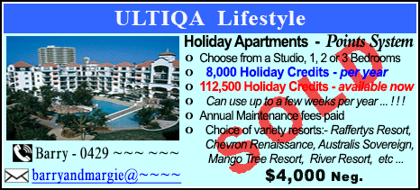 ULTIQA Lifestyle - $4000 - SOLD