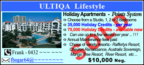 ULTIQA Lifestyle - $10000 - SOLD