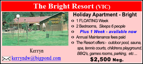 The Bright Resort - $2500