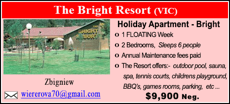The Bright Resort - $9900