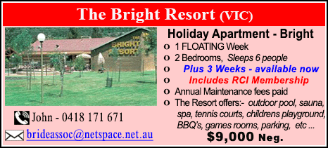 The Bright Resort - $9000
