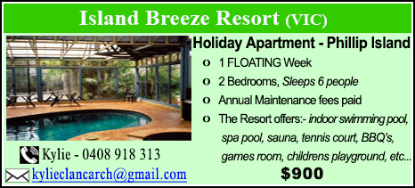 Island Breeze Resort - $1800