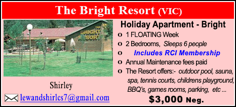 The Bright Resort - $3000