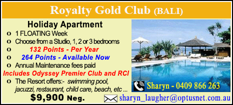The Royalty Gold Club - $9900