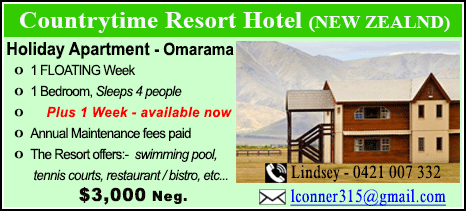 Countrytime Resort Hotel - $3000