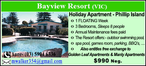 Bayview Apartments - $990