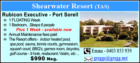 Shearwater Country Club - $990