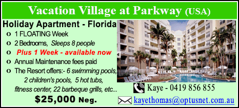 Vacation Village at Parkway - $25000
