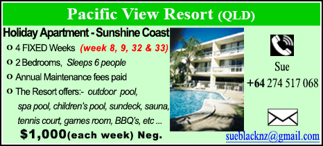 Pacific View Resort - $1000