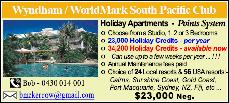 Wyndham Vacation Resorts - $23000