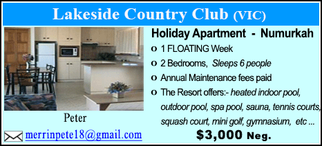Lakeside Country Club - $3000