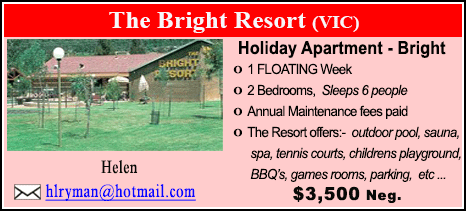 The Bright Resort - $3500