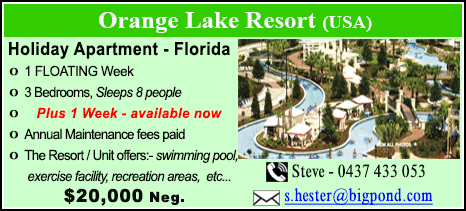Orange Lake Resort - $20000