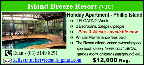 Island Breeze Resort - $12000