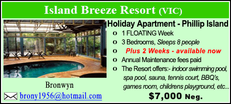 Island Breeze Resort - $7000