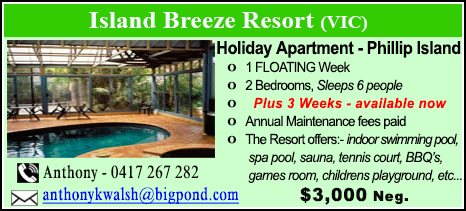 Island Breeze Resort - $3000