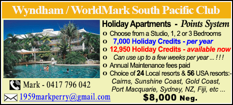 Wyndham Vacation Resorts - $8000