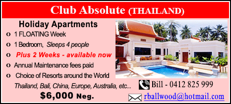 Club Absolute - $6000