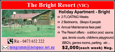 The Bright Resort - $2000