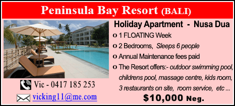 Peninsula Bay Resort - $10000