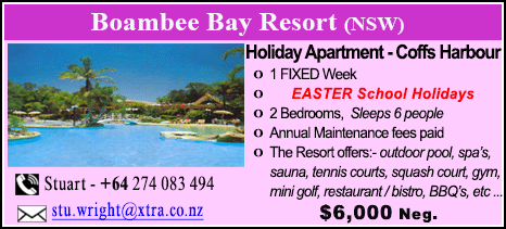 Boambee Bay Resort - $6000