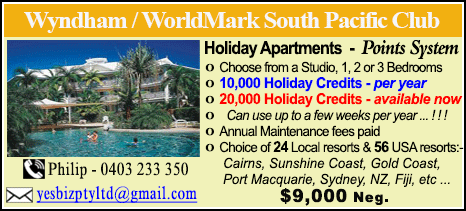 Wyndham Vacation Resorts - $9000