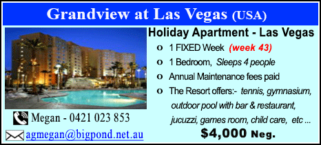 Grandview at Las Vegas - $4000