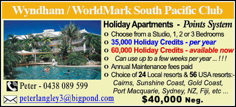 Wyndham Vacation Resorts - $40000