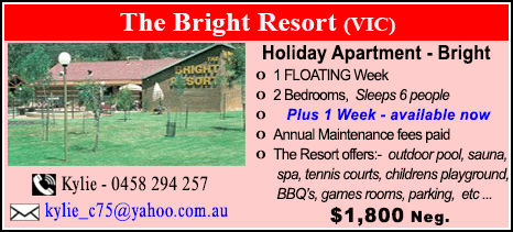 The Bright Resort - $1800