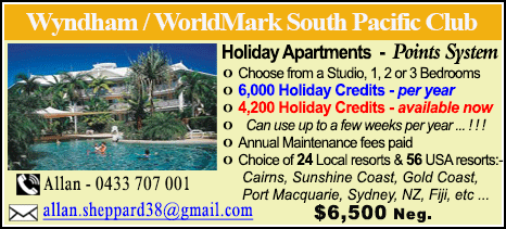 Wyndham Vacation Resorts - $6500
