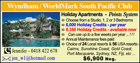 Wyndham Vacation Resorts - $6900