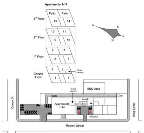 Regents Park Apartments: Timeshares.com.au :: Regent Park Apartments